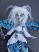 Ghoulia Blue White Fairy 9