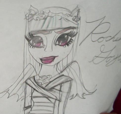 Rochelle Goyle Drawing