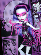 Closeup up Power Ghouls Spectra as Polterghoul!