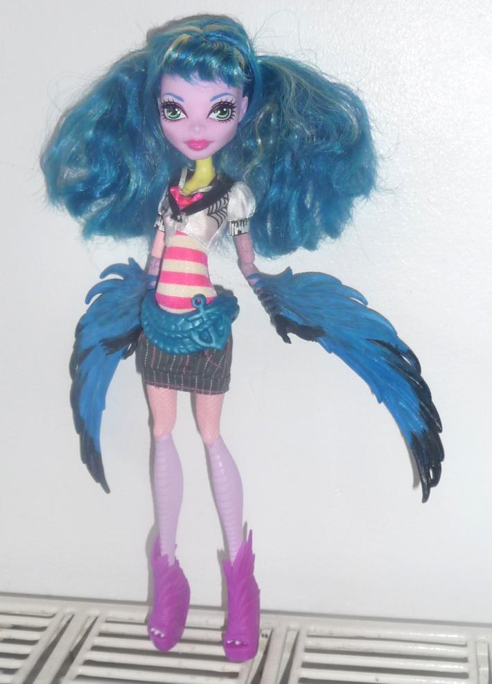 CAM Harpy