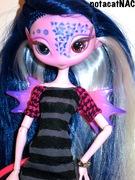 Tula Toned Monster High Hybrid