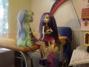 Spectra and Twyla