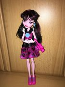 Draculaura First Day of School