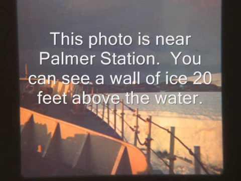 USCGC Glacier 40 year ago cruise.wmv