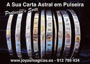 PULSERAS CARTA ASTRAL PORTUGUES