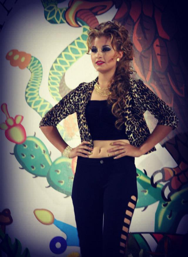 Candidatas a Reina Tabasco 2014
