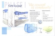 Cafe Concept Page