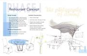 Restaurant Concept Page