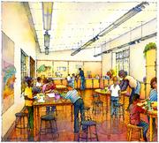 Nelson Atkins classroom