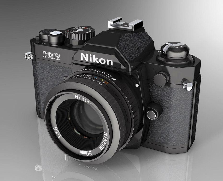 Nikon FM2-1