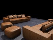 sofa cuir