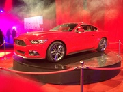 Ford Mustang 2015 Launch South Africa