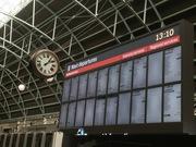 LED Signage Central Station, Sydney, NSW, Australia  (2015)