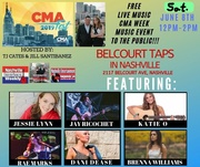 Jessie Lynn at CMA Fest - Sat. June 8th