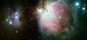 M42, M43 and NGC 1977