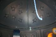 Inside pod