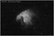 NGC281 in H-alpha ProcessedForSharing