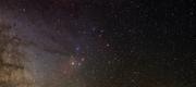 Ophiuchus / Scorpius Milky Way