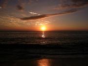 Sunset in Maili
