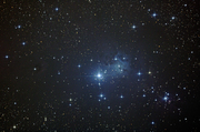 Christmas Tree Cluster NGC-2264