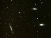 "The ""Leo Triplet"""