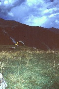 Partial Solar Eclipse of August 11, 1999; VALTELLINA, ITALY