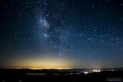 Arizona Milky Way from the I-17