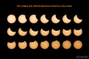 Solar Eclipse 10-23-14 Transition