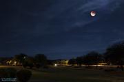 Lunar Eclipse 09-27-2015 Wide View