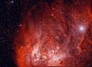 IC2944 Near Lambda Centauri