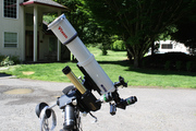 Solar Imaging and Observing Setup
