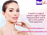Facelift Surgery in Delhi - MedSpa Cosmetic Surgery