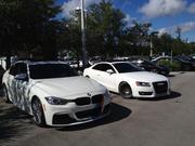 Audi Stuart Cars & Coffee - August 2014