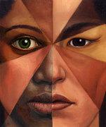 mixed race mohawks