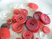 SEWING BUTTONS Vintage a…