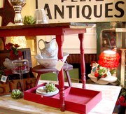 Decorating With Antiques and Collectibles Group
