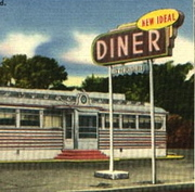 American Diner Collectibles, Memorabilia, Travel