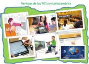 El uso de las TIC en la Educación Superior por Docentes y alumnos