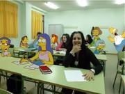 Matemáticas con los Simpson