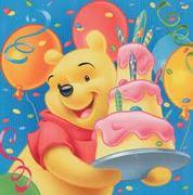Fiesta Winnie Pooh