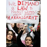 International Anti-Street Harassment Campaign
