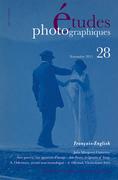 Études photographiques