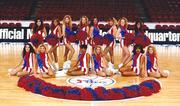 NBA Philadelphia 76ers Dream Team Dancers