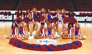 NBA Philadelphia 76ers Dream Team Dancers