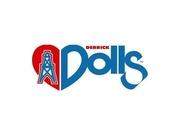 Houston Oilers Derrick Dolls Alumni