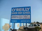 GMSA OF O'REILLY SHS