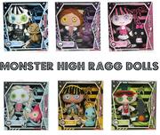 Monster High Ragg Doll Fans