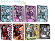 The Monster high dolls store!