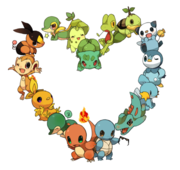 Pokémon Lovers~