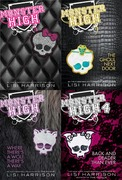 Monster High Book Lovers